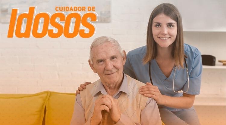 Cuidador de idosos é a profissão que mais cresce no Brasil na década