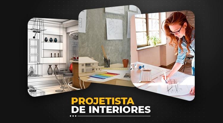 Projetista de Interiores em Bento Gonçalves