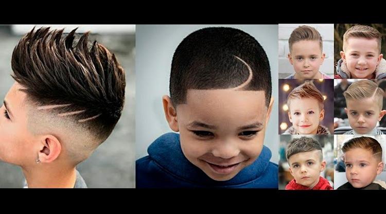 Melhores cortes de cabelo para crianças