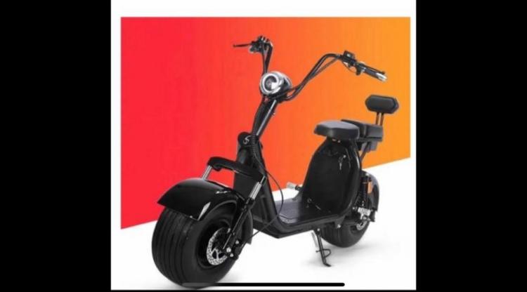 Regulamento Sorteio da Scooter Elétrica