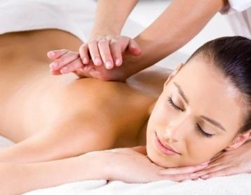 Massagem Relaxante e Terapêutica