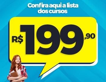 LISTA DE CURSOS EAD PROMO 199,90